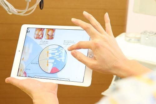 1. 診断結果や治療方針について十分な説明をしているか